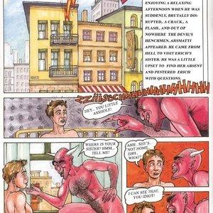 Devils Power Kurt Marasotti Comics