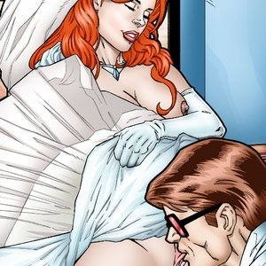 Jean Grey and Scott Summers Wedding LeandroComics Collection