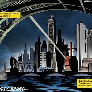 Batman – Issue 1 LeandroComics Collection