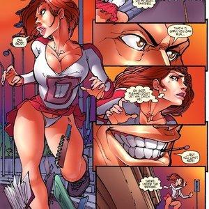 Sister LUX Legio Studio Comics