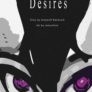 Desires Lemonfont Comics