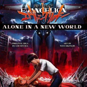Alone in a New World – Issue 1 Locofuria Comics