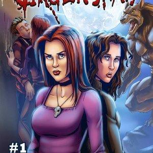 Ginger Snaps – Issue 1 Locofuria Comics