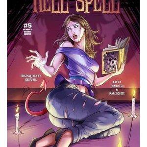 Hell Spell Locofuria Comics