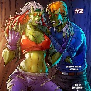 Invasion – Issue 2 Locofuria Comics