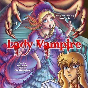 Lady Vampire – Issue 1 Locofuria Comics