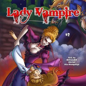 Lady Vampire – Issue 2 Locofuria Comics