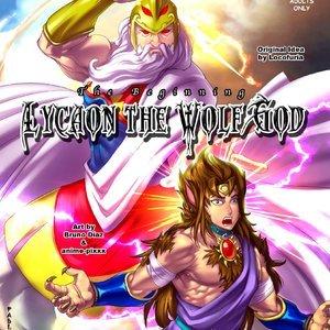 Lycaon The Wolf God – Issue 1 Locofuria Comics