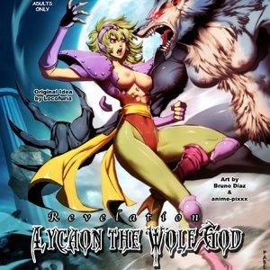 Lycaon The Wolf God – Issue 2 Locofuria Comics