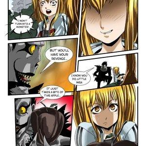 Locofuria Comics Shinigami Apple gallery image-005