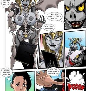 Locofuria Comics Shinigami Apple gallery image-010