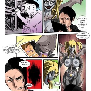 Locofuria Comics Shinigami Apple gallery image-011