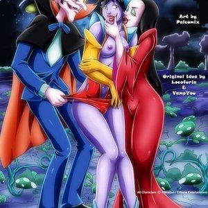 Space Vampires Locofuria Comics