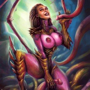 StarCraft Rebirth Locofuria Comics