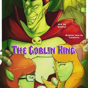 The Goblin King Locofuria Comics
