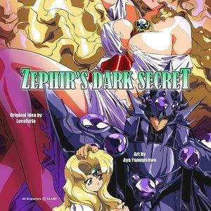 Zephirs Dark Secret Locofuria Comics