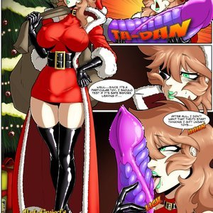 Starlust – A Christmas Carol MAD-Project Comics