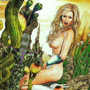 Astrarella – Mistress of Eroxxx – Issue 3 MC Comix