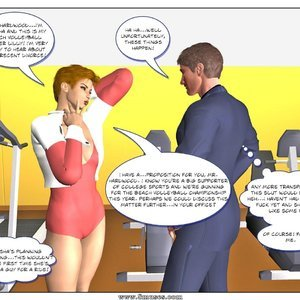 MC Comix Club Pump - Issue 5-16 gallery image-039
