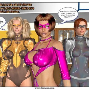 MC Comix Club Pump - Issue 5-16 gallery image-069