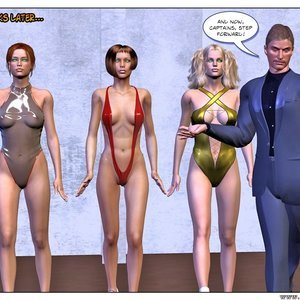 MC Comix Club Pump - Issue 5-16 gallery image-121
