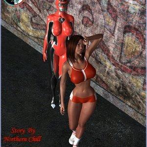 Cyber Activities – Issue 1 MC Comix