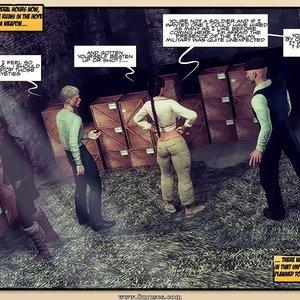 MC Comix Larra Court - The Beginning - Issue 10-19 gallery image-003