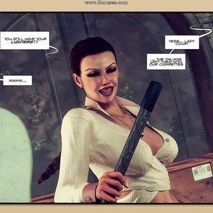 MC Comix Larra Court - The Beginning - Issue 10-19 gallery image-006