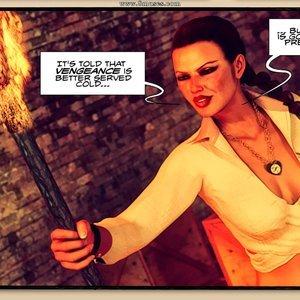 MC Comix Larra Court - The Beginning - Issue 10-19 gallery image-009