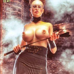 MC Comix Larra Court - The Beginning - Issue 10-19 gallery image-016