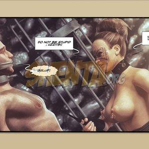 MC Comix Larra Court - The Beginning - Issue 10-19 gallery image-027