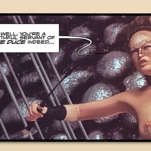 MC Comix Larra Court - The Beginning - Issue 10-19 gallery image-028