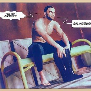MC Comix Larra Court - The Beginning - Issue 10-19 gallery image-046