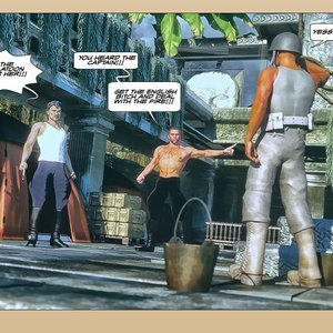 MC Comix Larra Court - The Beginning - Issue 10-19 gallery image-052