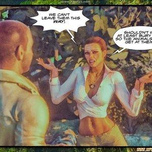 MC Comix Larra Court - The Beginning - Issue 10-19 gallery image-100