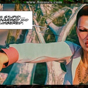 MC Comix Larra Court - The Beginning - Issue 10-19 gallery image-134
