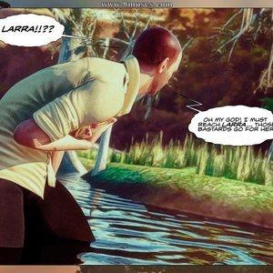 MC Comix Larra Court - The Beginning - Issue 10-19 gallery image-143
