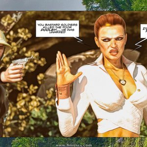 MC Comix Larra Court - The Beginning - Issue 10-19 gallery image-151