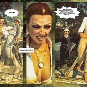 MC Comix Larra Court - The Beginning - Issue 10-19 gallery image-159