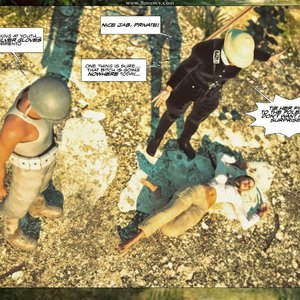 MC Comix Larra Court - The Beginning - Issue 10-19 gallery image-162