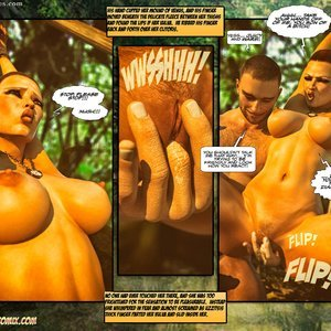 MC Comix Larra Court - The Beginning - Issue 10-19 gallery image-181