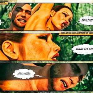 MC Comix Larra Court - The Beginning - Issue 10-19 gallery image-186