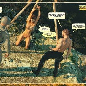 MC Comix Larra Court - The Beginning - Issue 10-19 gallery image-191