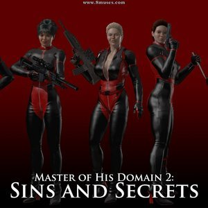 Master of His domain – Sins and Secrets – Issue 1-27 MC Comix