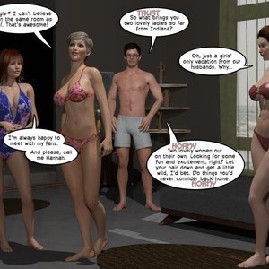MC Comix Master of His domain - Sins and Secrets - Issue 1-27 gallery image-032