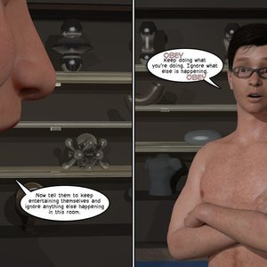 MC Comix Master of His domain - Sins and Secrets - Issue 1-27 gallery image-073
