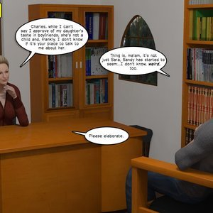 MC Comix Master of His domain - Sins and Secrets - Issue 1-27 gallery image-138