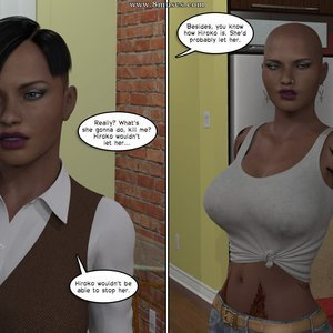 MC Comix Master of His domain - Sins and Secrets - Issue 1-27 gallery image-186