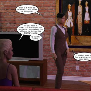 MC Comix Master of His domain - Sins and Secrets - Issue 1-27 gallery image-194