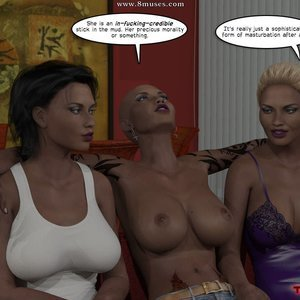 MC Comix Master of His domain - Sins and Secrets - Issue 1-27 gallery image-200